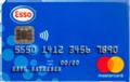 esso mastercard drivstoffkort