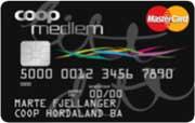 coop mastercard drivstoffkort