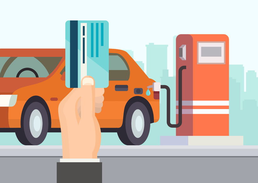 velg rett drivstoffkort