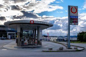 bunker oil bensinkort