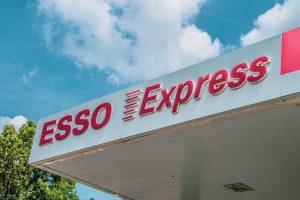 esso express bensinkort